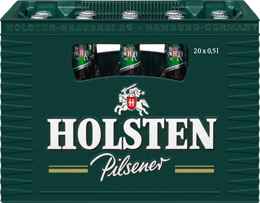 (Kaufland) HOLSTEN Premium Pilsener 8,40 €_20x0,5l (-34%)