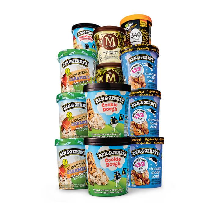 [GRENZGÄNGER NL] AH / Albert Heijn | Magnum, Breyers Protein Eis, Ben & Jerry's Vegan für 3,33 | nur wenn man 3 Packungen nimmt