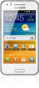 SAMSUNG GT-I 8530 Galaxy Beam ceramic white für 199€ @Saturn SuSu