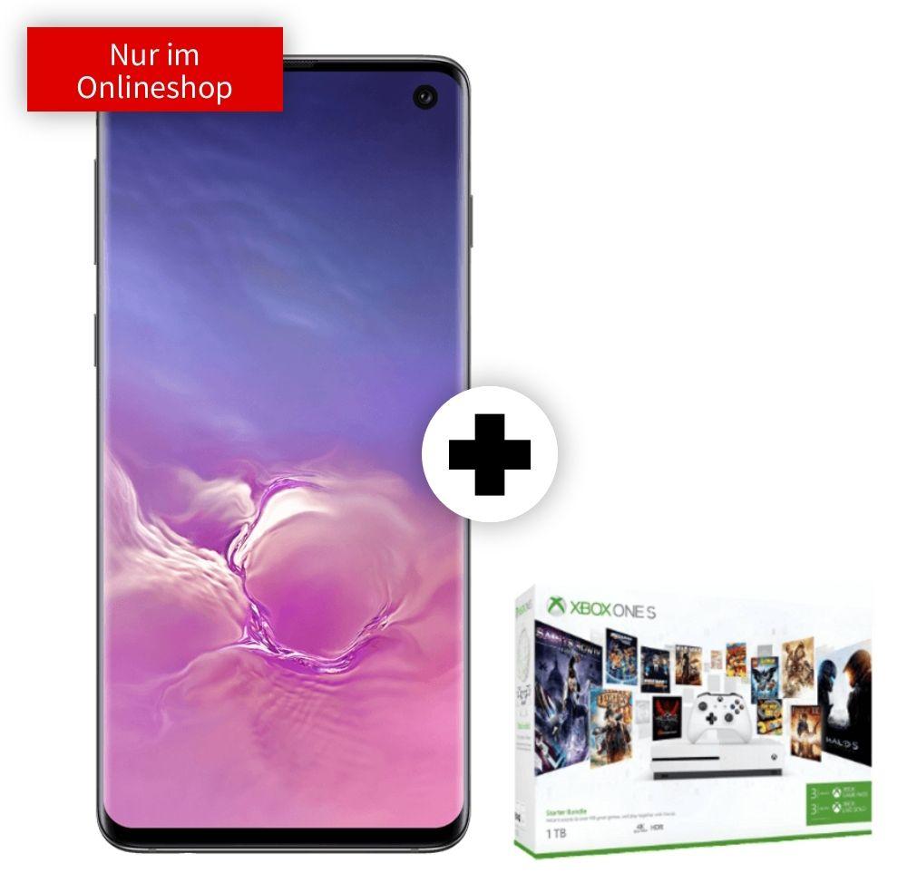 [für alle!] Galaxy S10 und Xbox One S im Debitel Telekom Magenta Mobil M (8GB LTE, Allnet/SMS) mtl. 36,95€ [P30 Pro | S10e mit Xbox One X]