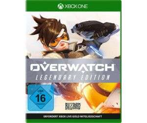 Overwatch Legendary Edition (Xbox One & Ps4) [Saturn]