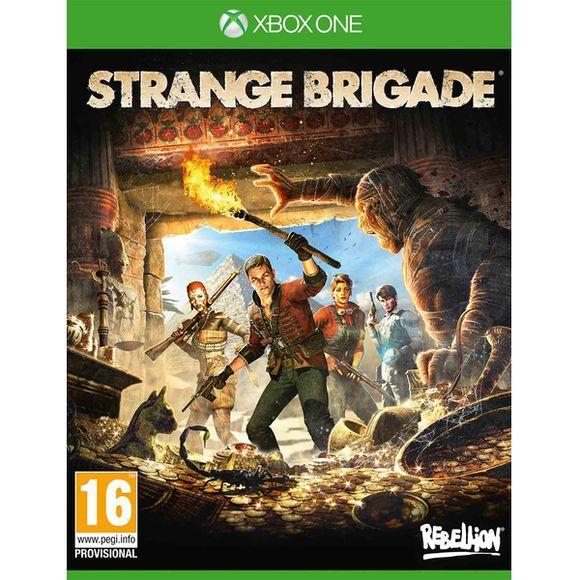 Strange Brigade(Xbox One & Ps4)