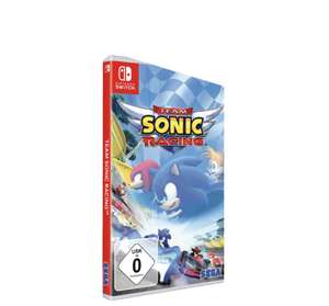 Team Sonic Racing - Nintendo Switch bei Saturn/Amazon
