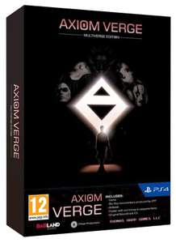 Axiom Verge: Multiverse Edition (PS4) für 12,50€ (Coolshop)