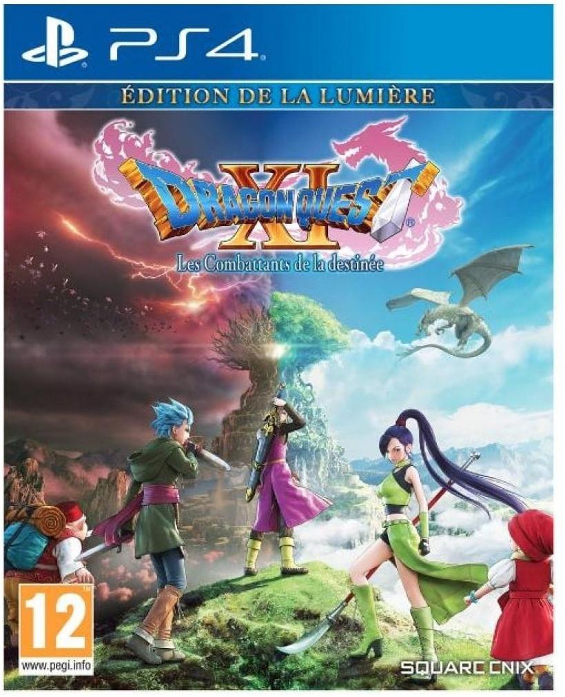 Dragon Quest XI: Streiter des Schicksals - Edition des Lichts (PS4) für 21,99€ (Amazon Prime & eBay)
