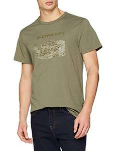 G-Star Raw Graphic 07 Herren T-Shirt in grün für 14,97€ [Amazon Prime]