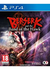 Berserk and the Band of the Hawk (PS4) für 15,93€ (Base.com)