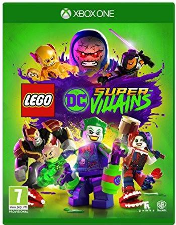 LEGO DC Super-Villains (Xbox One) für 16,57€ (ShopTo)