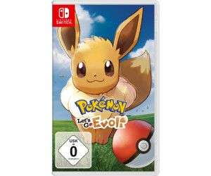 Nintendo - Switch: Pokémon Let's Go, Evoli! für 30€ & Uncharted 4: A Thief's End (PS4) für 13,95€ [Smyths]