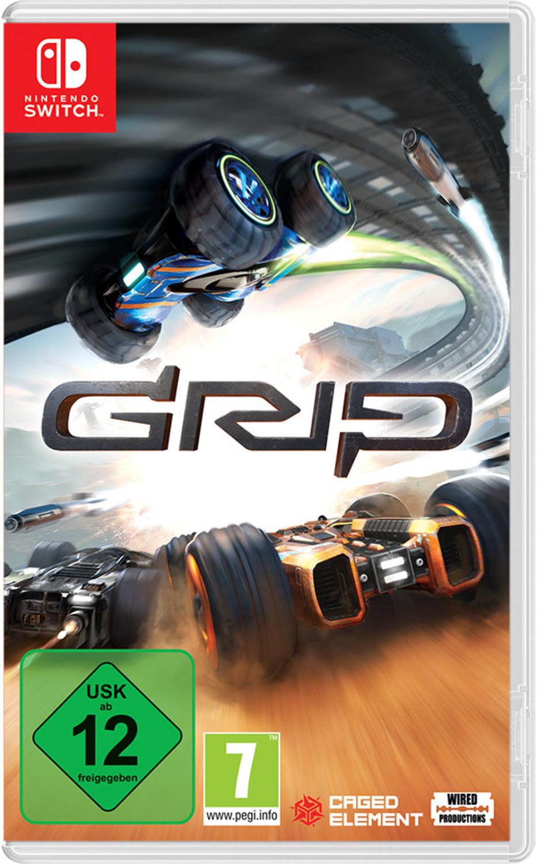 GRIP: Combat Racing (Switch) für 15,99€ (Müller)