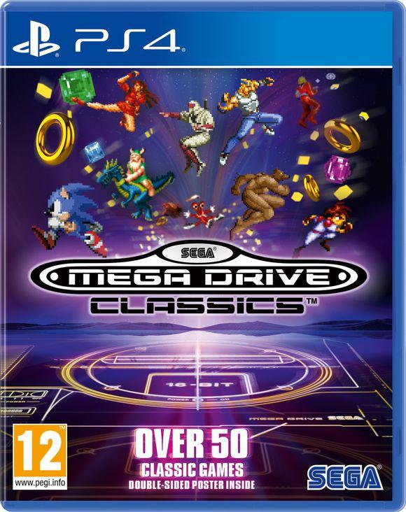 SEGA Mega Drive Classics (PS4) für 16,50€ (Coolshop)