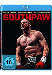 [Amazon Prime] Southpaw Blu-ray