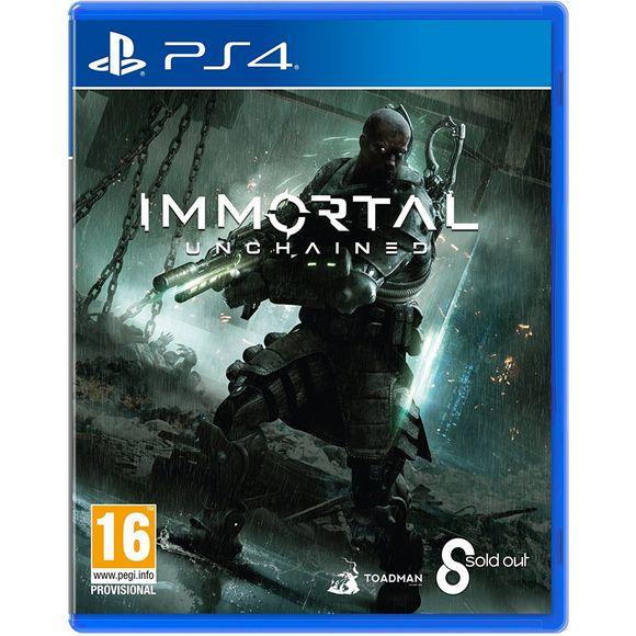 Immortal: Unchained (PS4) für 14,50€ & (Xbox One) für 16,50€ (Coolshop)