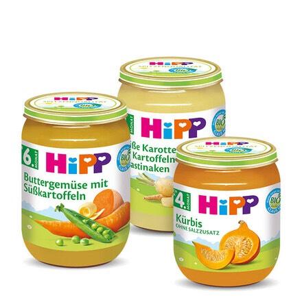 10% Rabatt auf HiPP Produkte [online & offline]