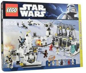 Lego Star Wars (7879) Hoth Echo Base @ Ebay.de für 69,99 EUR