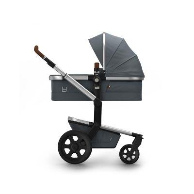 Joolz Day³ Kinderwagen Parrot Blue od. Hippo Grey mit Sportwagensitz und Babywanne