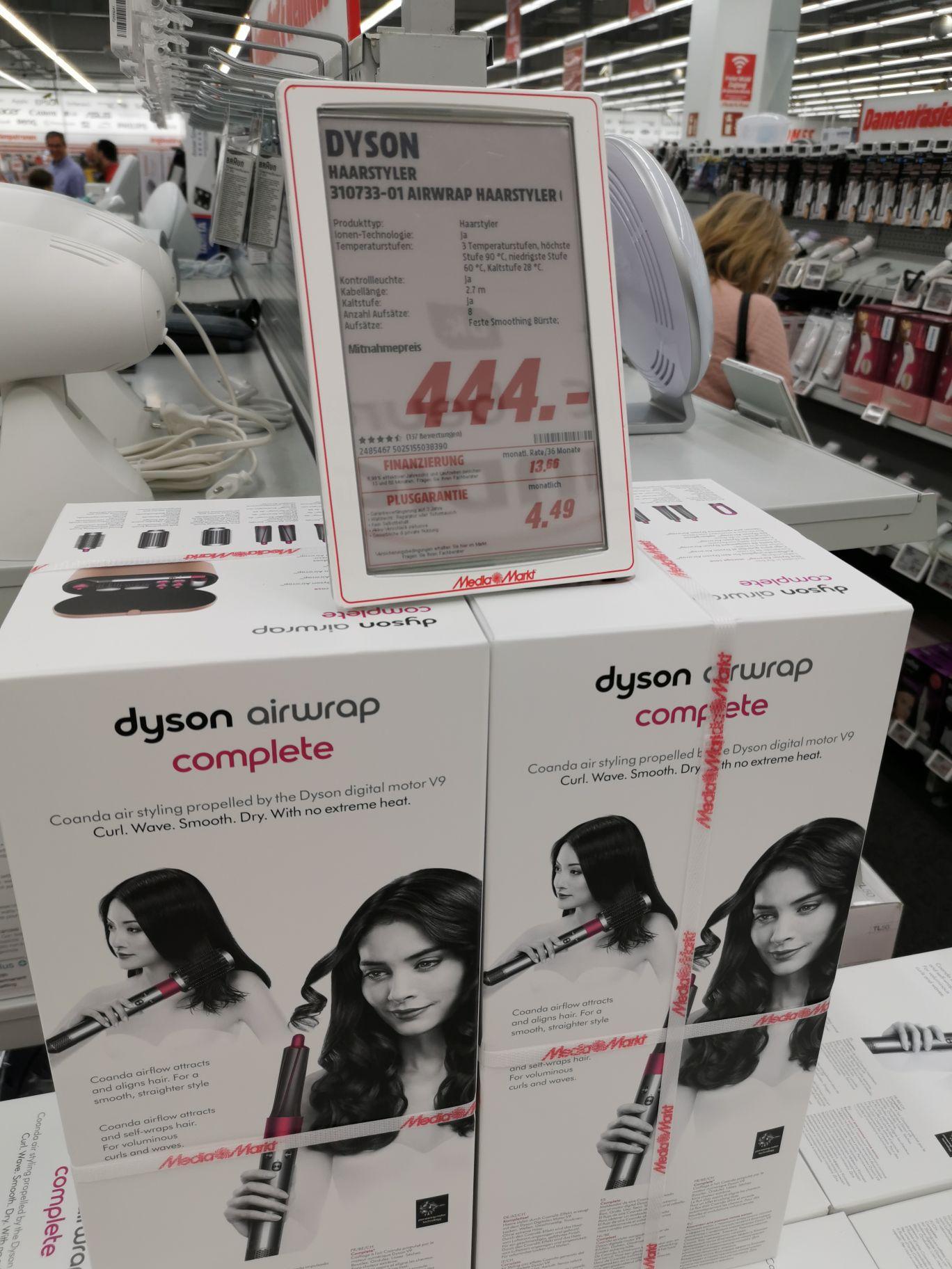 Dyson Airwrap (Mediamarkt Elmshorn)
