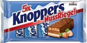 [ALDI] Knoppers NussRiegel 200g-Packung 5 Stück für 1,49€