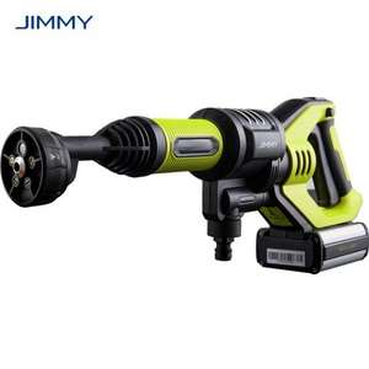 JIMMY JW31 Hochdruckreiniger, drahtloser Autoreifenreiniger für 124€ aus EU Lager versandkostenfrei