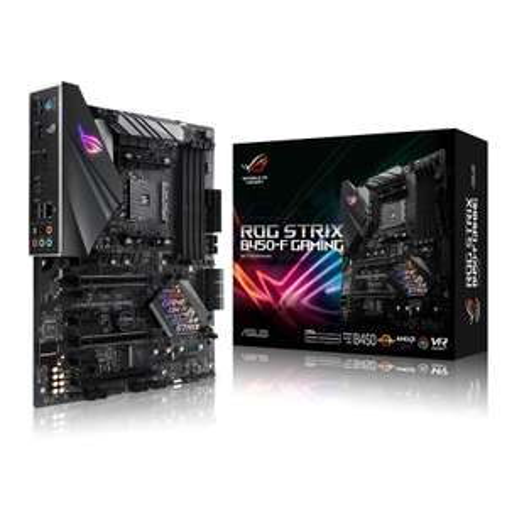 Asus ROG Strix B450-F Gaming Mainboard Sockel AM4 Bestpreis