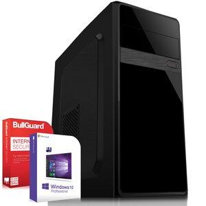 PC System AMD Ryzen 3 2200G mit 512GB SSD und 8GB 2666 MHz