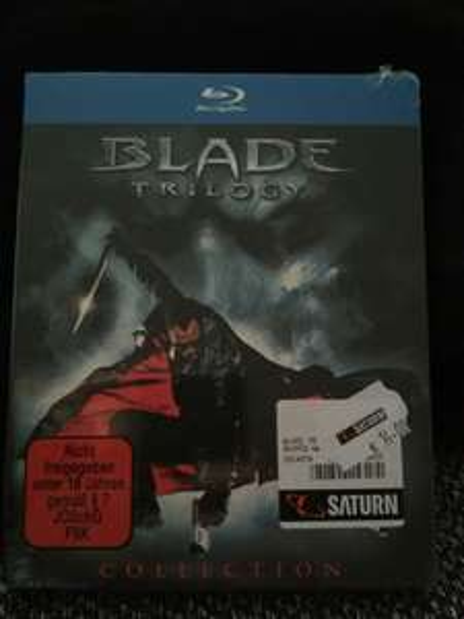 LOKAL Saturn Köln Hansaring: Blade Trilogy (Blu-ray)