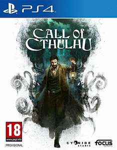 Call of Cthulhu für 16€ + Versand Ps4 Playstation 4 & Xbox One