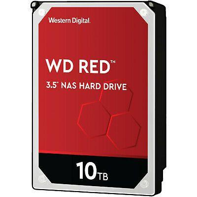 WD Red™ BULK, 10 TB HDD, 3.5 Zoll, [eBay Mediamarkt]