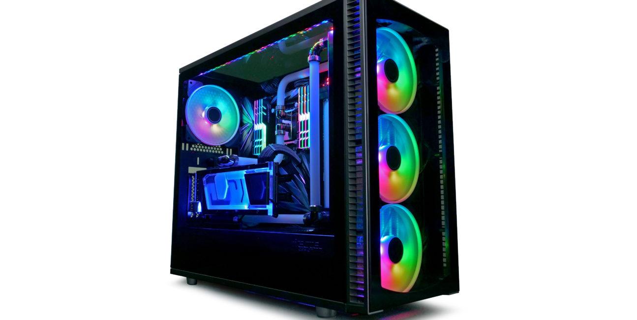 Fractal Design Define S2 Vision RGB Case 185.89 inkl. VSK [Alternate]