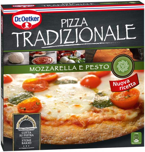 Pizza Tradizionale von Dr. Oetker im Angebot und dank Sofortrabatt für nur 1,38€