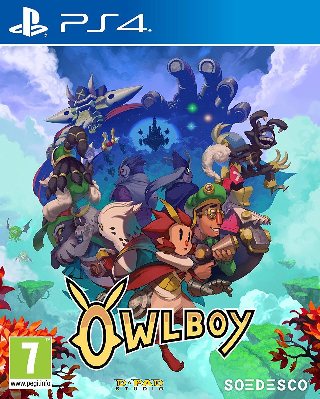 Owlboy (PS4) für 13,82€ (Amazon IT)