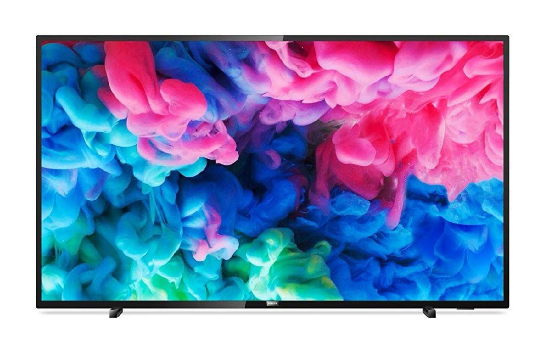 PHILIPS 50PUS6503/12, 126 CM (50 ZOLL), UHD 4K, SMART TV, LED TV