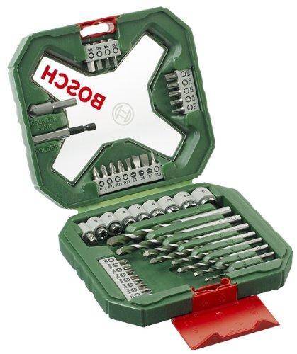 Bosch X-Line 14 teiliges Multi Bohrer- und Schrauber-Set für 14.95€ @ DC