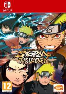 Naruto Shippuden: Ultimate Ninja Storm Trilogy (Switch) für 17,07€ (Mexiko eShop)