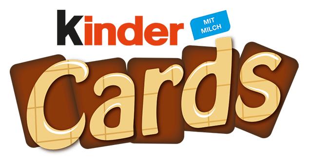GRATIS Kinder Cards Probe erhalten (1000 Stück pro Tag werden vergeben)