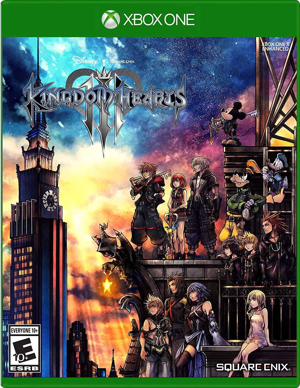 Kingdom Hearts III (Xbox One) für 22,40€ (Amazon US)