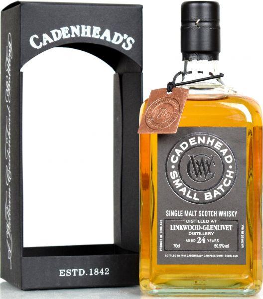Linkwood 1992, Glenburgie 1992, Auchroisk 1988, Speysid Distillery 1991 und weitere Cadenhead Small Batch Whisky