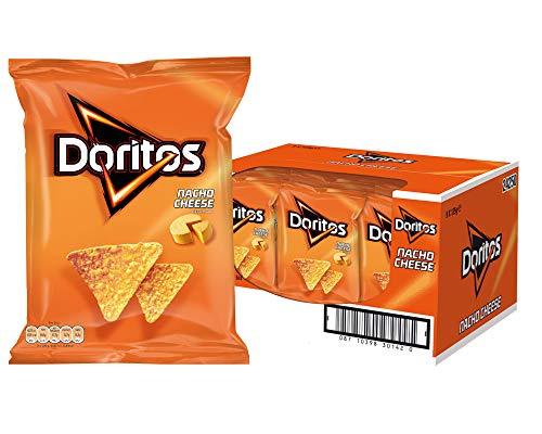 Doritos Nacho Cheese - Käse Tortilla Nachos 9x125g (Vorbestellung) [Prime]