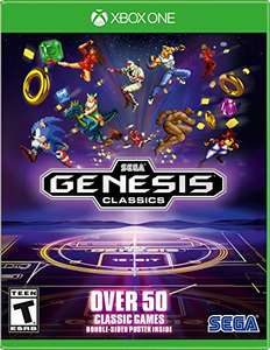 SEGA Mega Drive Classics (Xbox One) für 13,53€ (Amazon US)