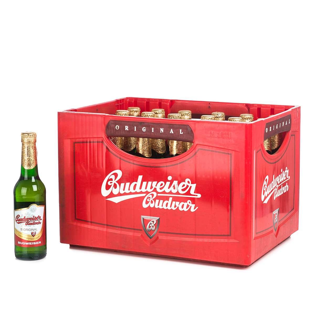 Budweiser Budvar Lager Bier 20x0,5l bei [Kaufland] ab 11.07. / vermutlich nicht bundesweit