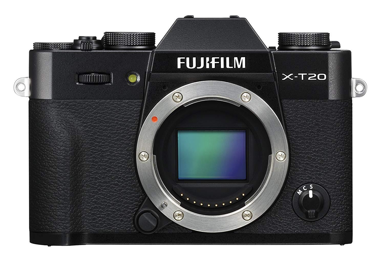 (Amazon.IT) Fujifilm X-T20 Systemkamera schwarz & grau (Gehäuse) für 493,31 inkl. Versand