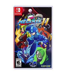 Mega Man 11 (Switch) für 17,88€ (Amazon US)