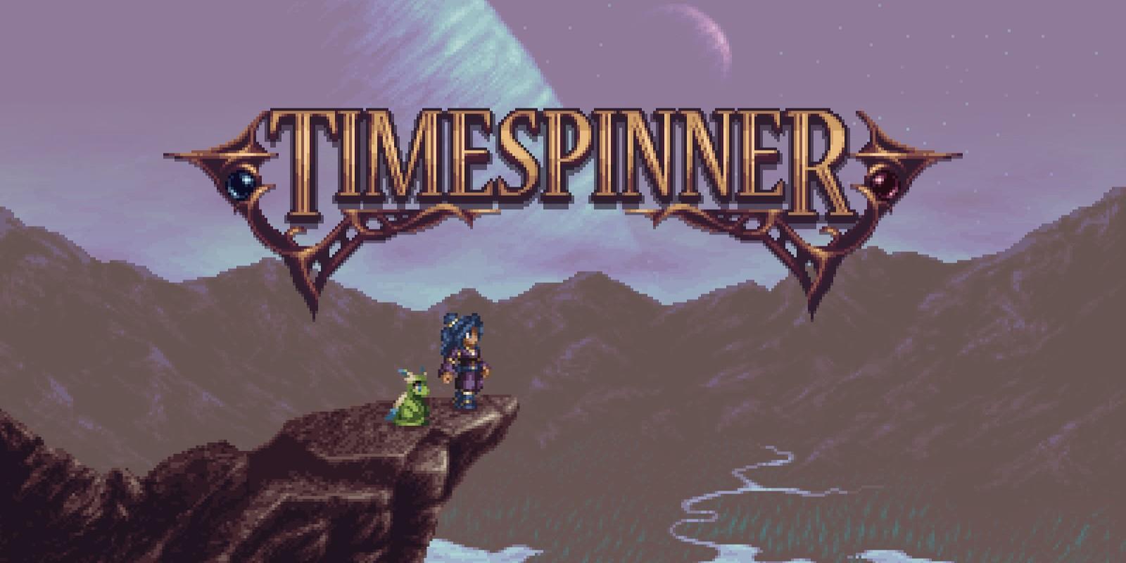 Timespinner für die Switch (Südafrika Store)