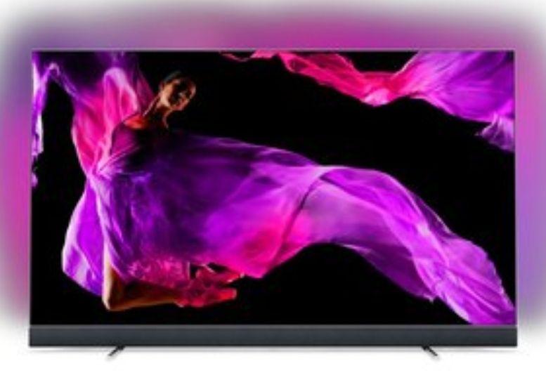 Philips OLED+ 4K TV mit dem Sound von Bowers & Wilkins55OLED903/12