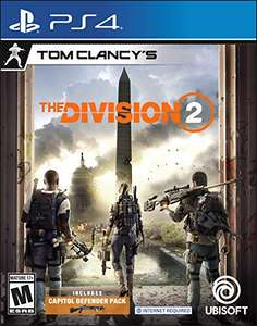 Tom Clancy's The Division 2 (PS4) für 22,44€ (Amazon US)