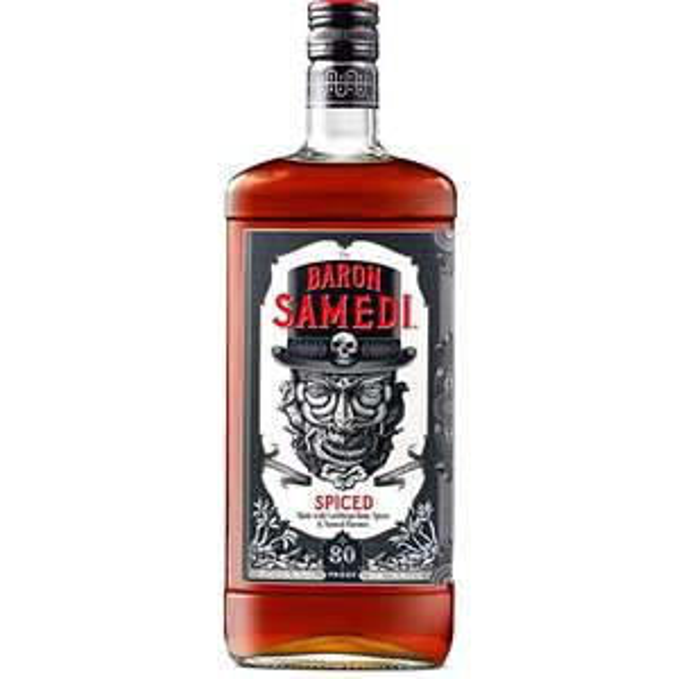 Baron Samedi Spiced Rum 0,7l 40% bei [Trinkgut] ab 08.07.