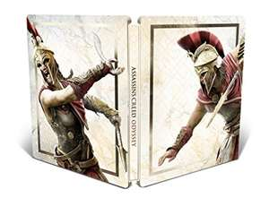 [Amazon Prime] Assassin's Creed Odyssey - Steelbook - NUR Hülle - Kein Game!!