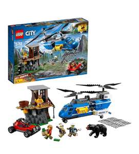 LEGO® City 60173 Festnahme in den Bergen