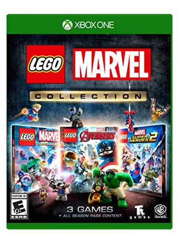 Lego Marvel Collection inkl. Season Pass (Xbox One & PS4) für je 22,45€ (Amazon US)