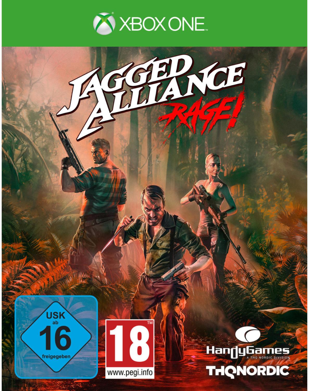 Jagged Alliance: Rage! (Xbox One & PS4) für 7,99€ (GameStop & Müller & Amazon Prime)